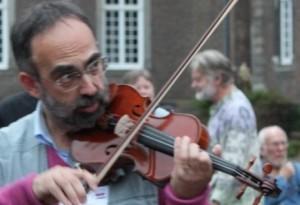 violino ritagliato